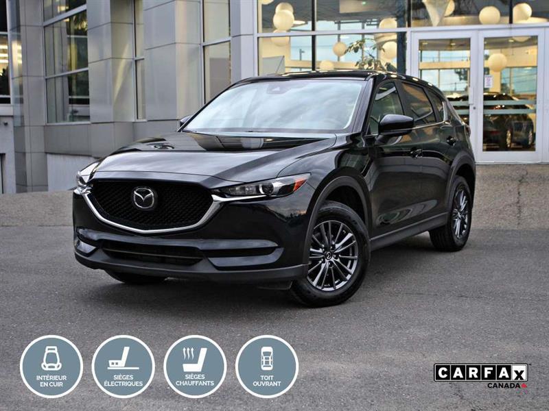Mazda CX-5 GS CONFORT   AWD   CUIR   TOIT 2019