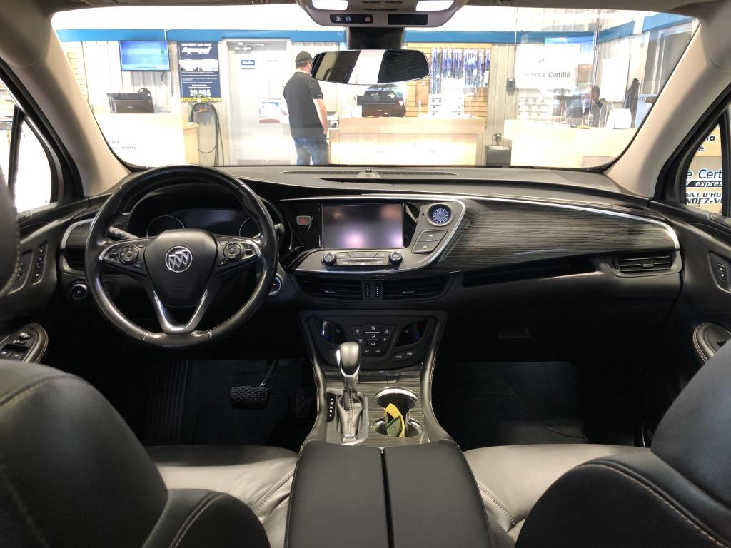 Buick Envision 17