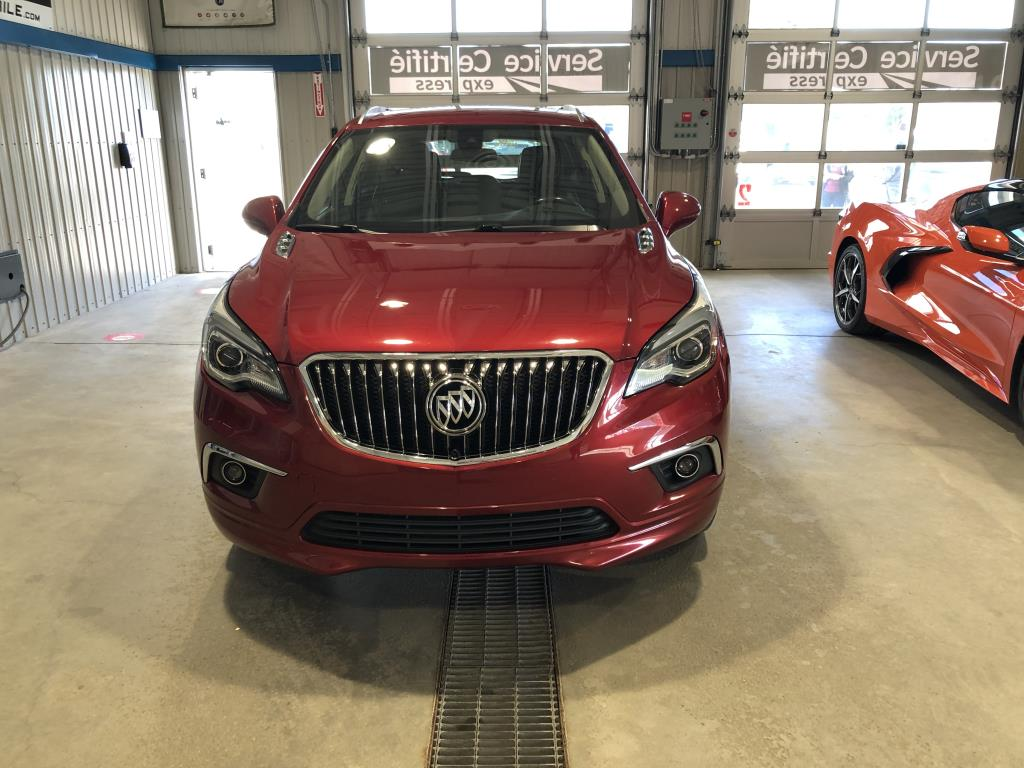 Buick Envision 28