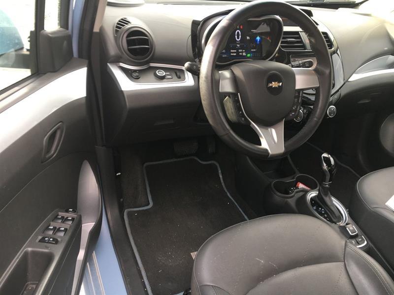 Chevrolet Spark EV 5