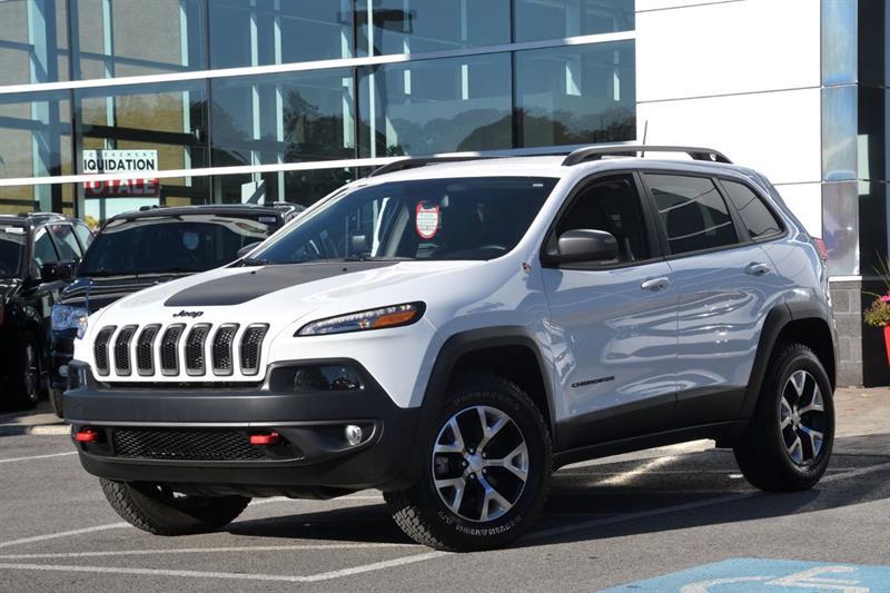 Jeep Cherokee 1