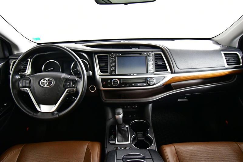 Toyota Highlander 18