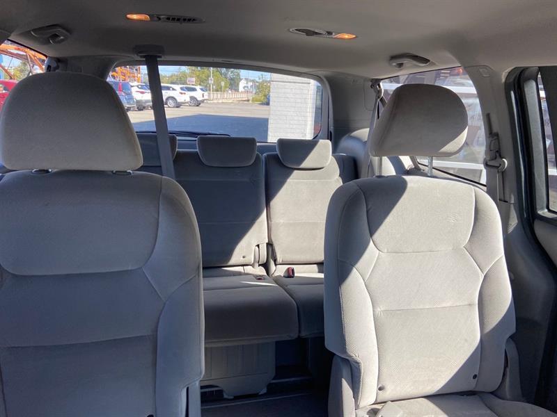 Honda Odyssey 10