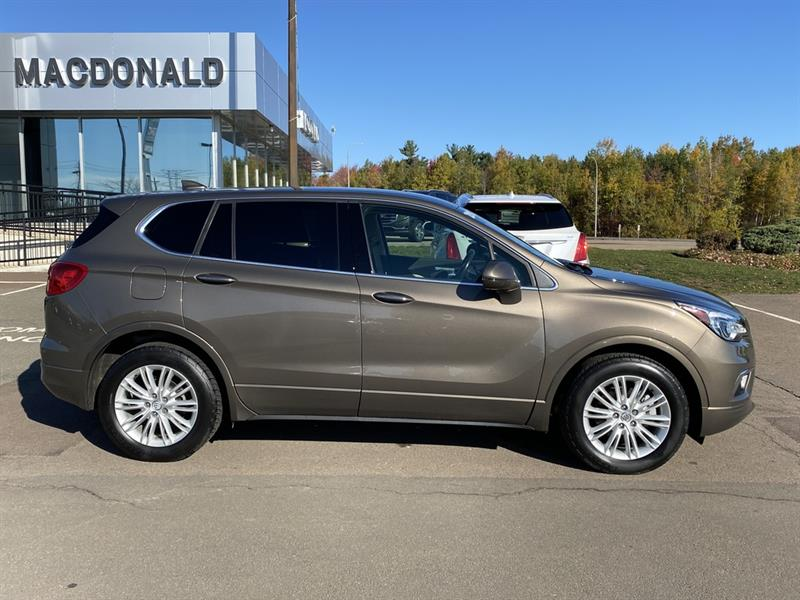 Buick Envision 8