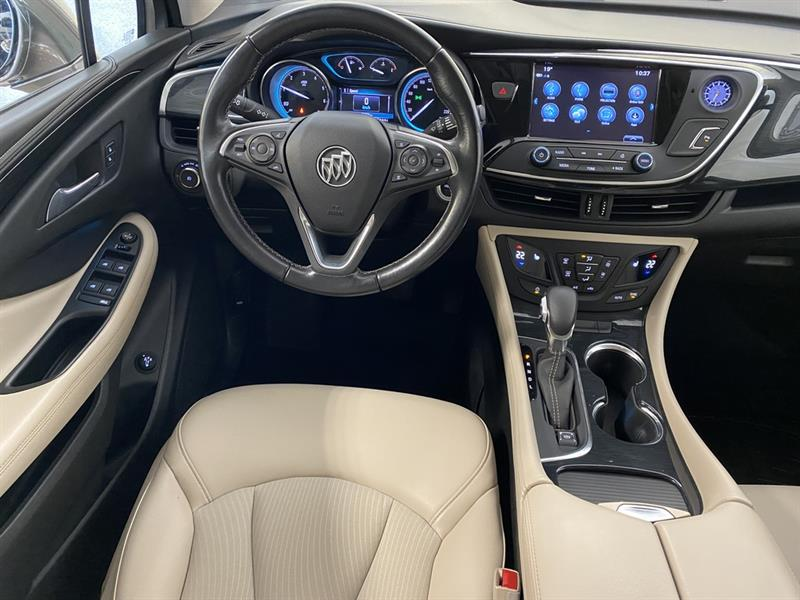 Buick Envision 11