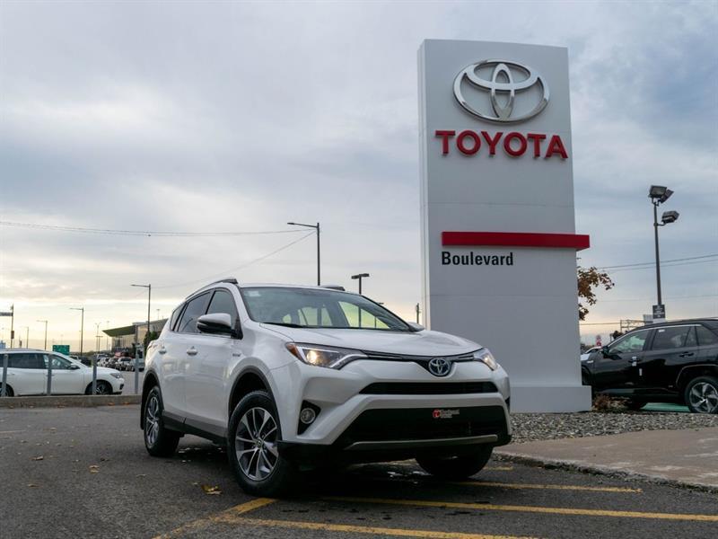 2016 Toyota RAV4 Hybride