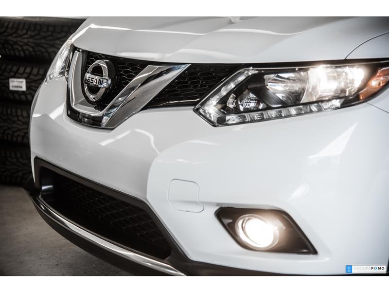 Nissan Rogue 4
