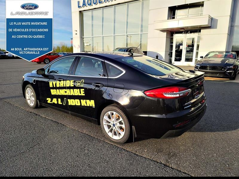 Ford Fusion 7