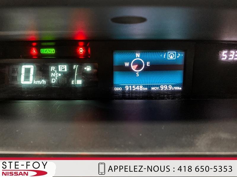 Toyota Prius V 13