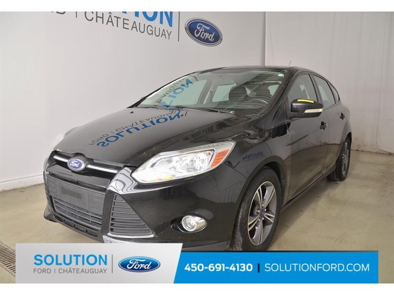 Ford Focus SE HATCHBACK + A/C + BLUETOOTH 2014