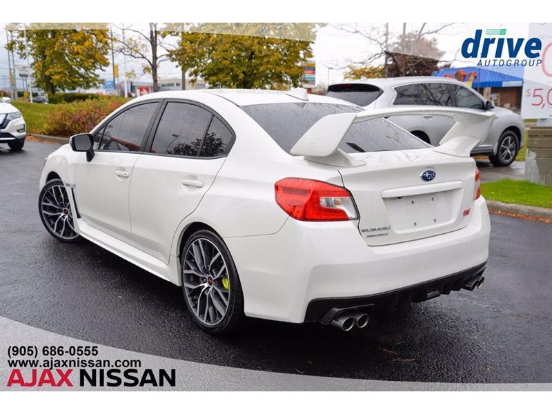 Subaru WRX 7