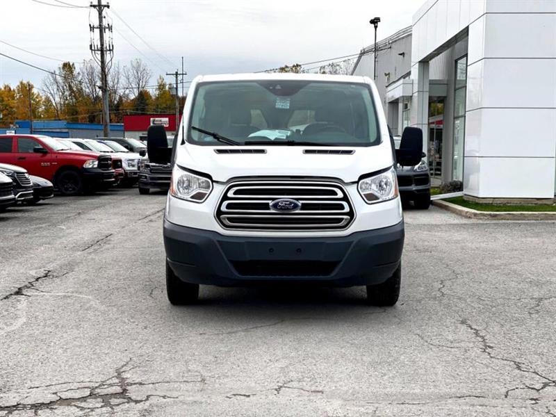 Ford Transit Cargo Van 2