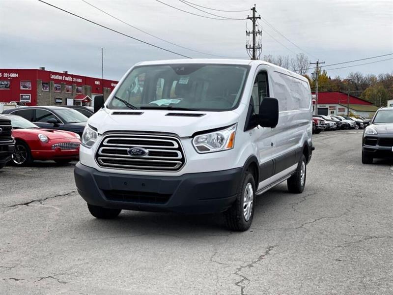 Ford Transit Cargo Van 3