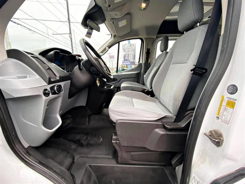 Ford Transit Cargo Van 9