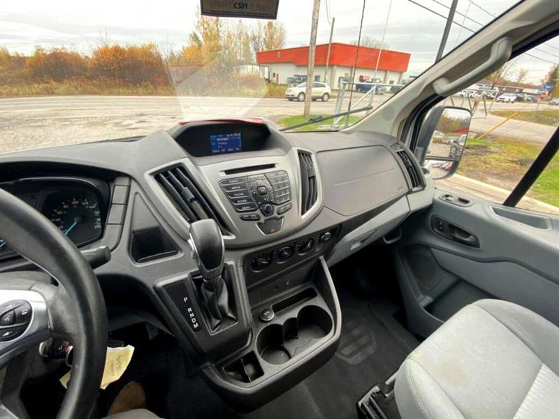 Ford Transit Cargo Van 14