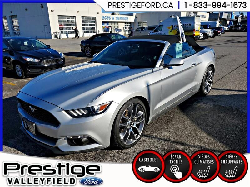 Ford Mustang FORD MUSTANG CONVERTIBLE PREMI 2015