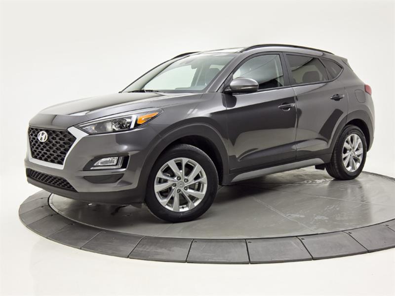 Hyundai Tucson Preferred AWD Sun & Leather CU 2020