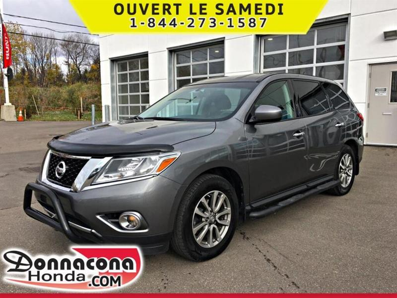 2015 Nissan  Pathfinder S AWD *JAMAIS ACCIDENTE*