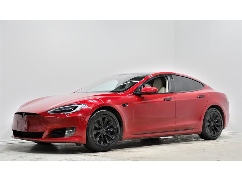 2018 Tesla  Model S 100 d Rare bas kilo