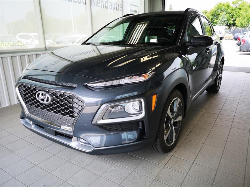 2020 Hyundai  Kona RARE - DÉMO KONA - ULTIMATE NO