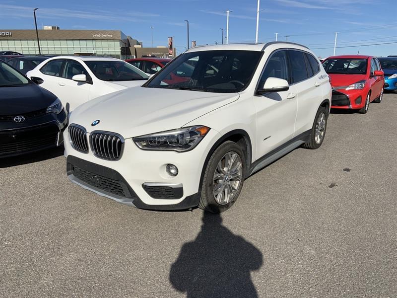 2016 BMW  X1 * AWD * xDrive28i * CUIR * TOI