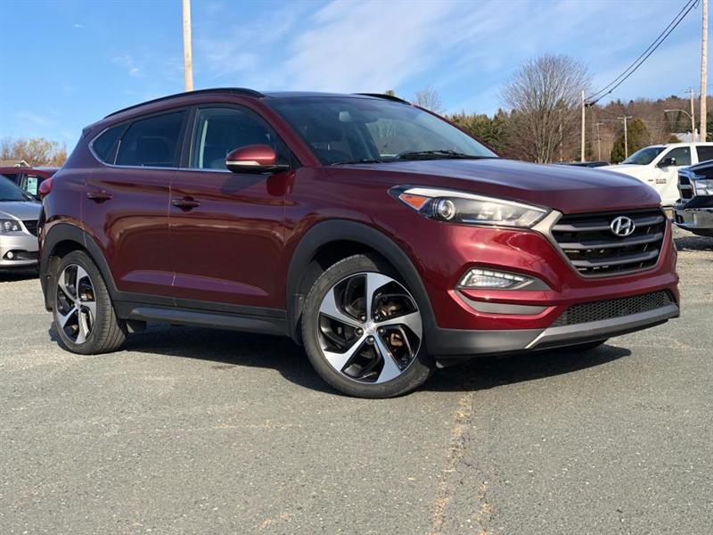 2016 Hyundai  Tucson LIMITED 1.6T AWD CUIR GPS TOIT