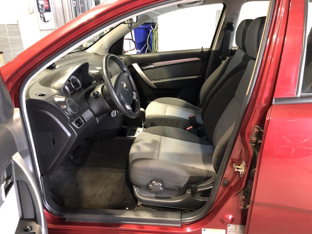 Chevrolet Aveo 12