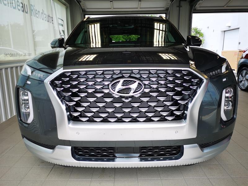 2021 Hyundai  Palisade Palissade Ultimate Calligraphy