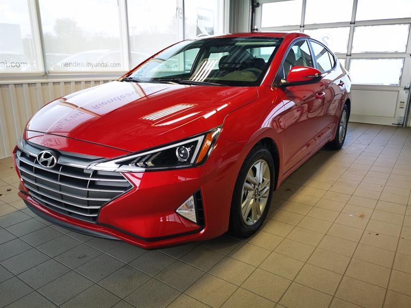 2020 Hyundai  Elantra Elantra Preferred Rouge Ardent
