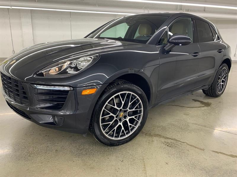 Porsche Macan PANORAMIQUE, NAVIGATION 2018
