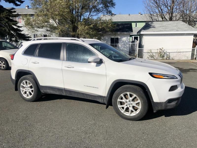 2017 Jeep  Cherokee NORTH LATITUDE  4X4 V6