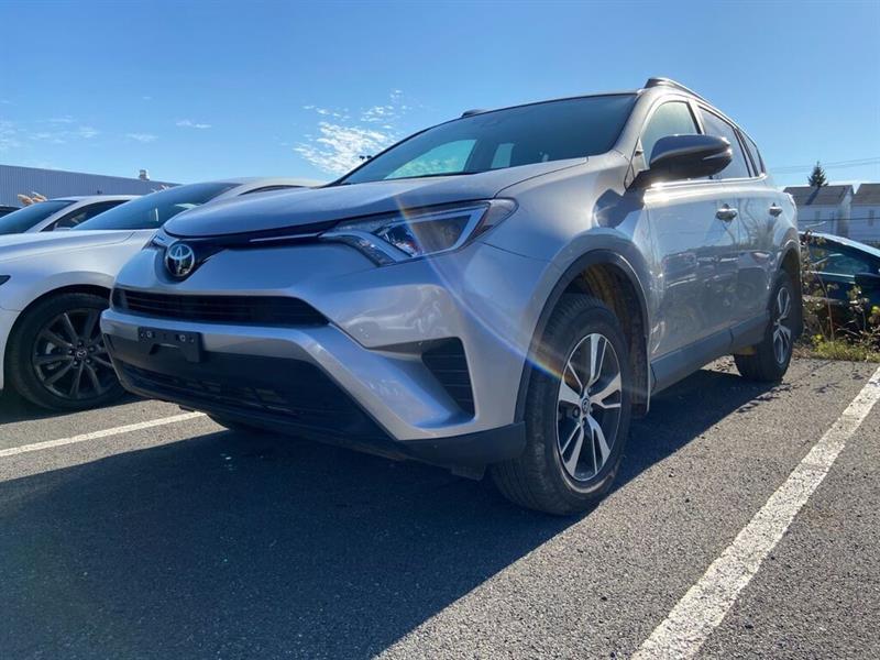2018 Toyota  RAV4 LE, AWD, SIEGES CHAUFFANTS, CA
