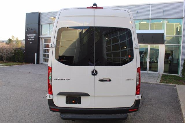 Mercedes-Benz Sprinter Cargo Van 2