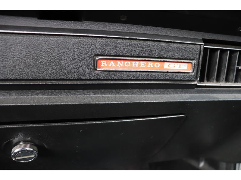 Ford Ranchero 8