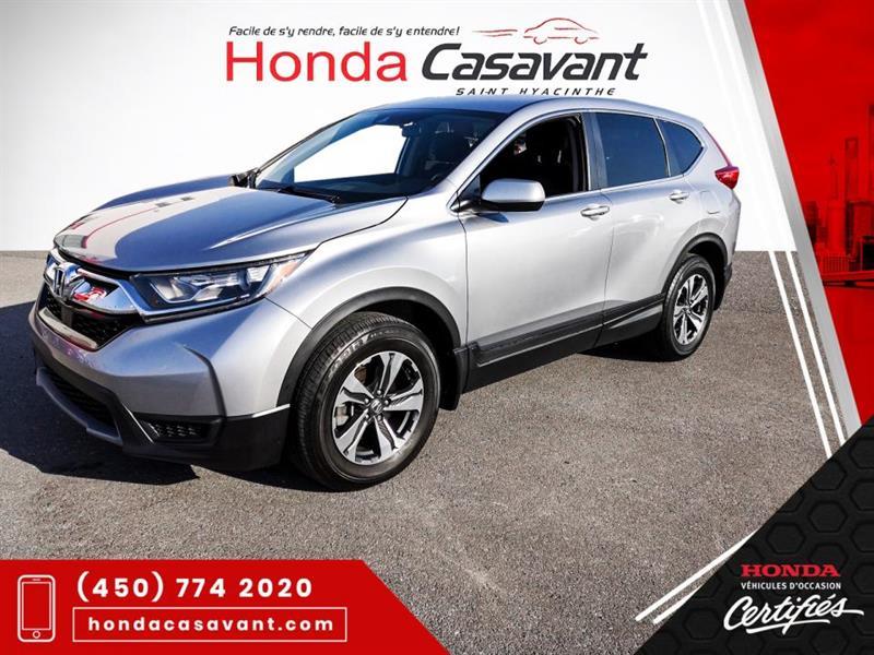 Honda CR-V LX AWD ** DEM DIST+HONDA SENSI 2017
