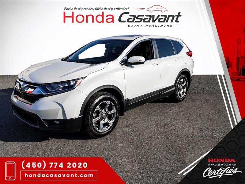 Honda CR-V EX-L AWD **DEM DIST+HAYON ET S 2017