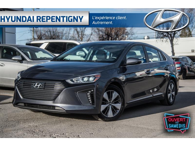 Hyundai Ioniq Limited **CUIR, NAVIGATION, TO 2018