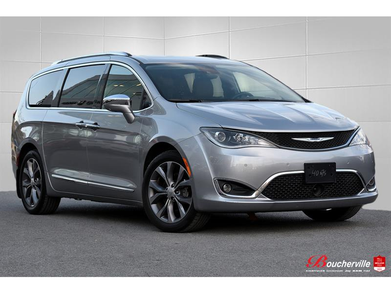 Chrysler Pacifica LIMITED * SAFETY TEC * TOIT PA 2019