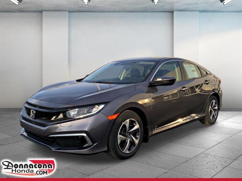 2021 Honda  Civic LX *VEHICULE NEUF*
