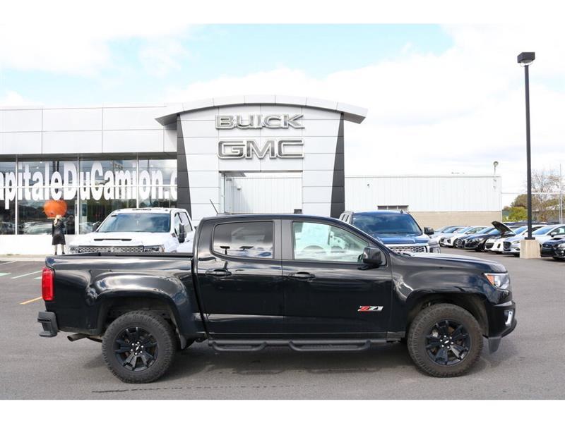 Chevrolet Colorado 5