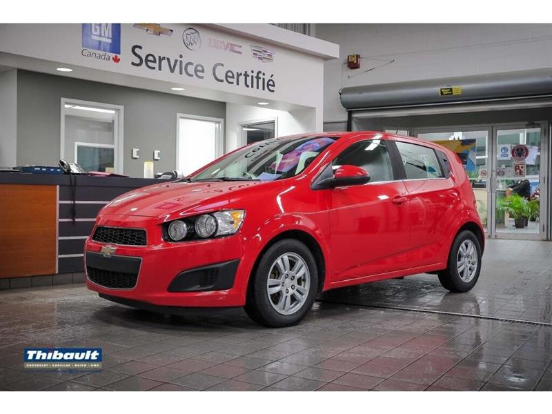 Chevrolet Sonic 1