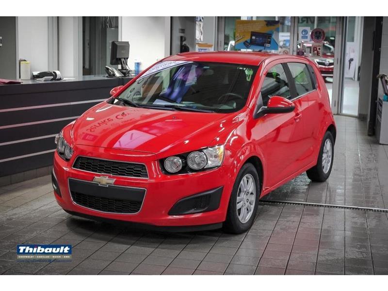 Chevrolet Sonic 2