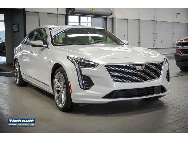 Cadillac CT6 4