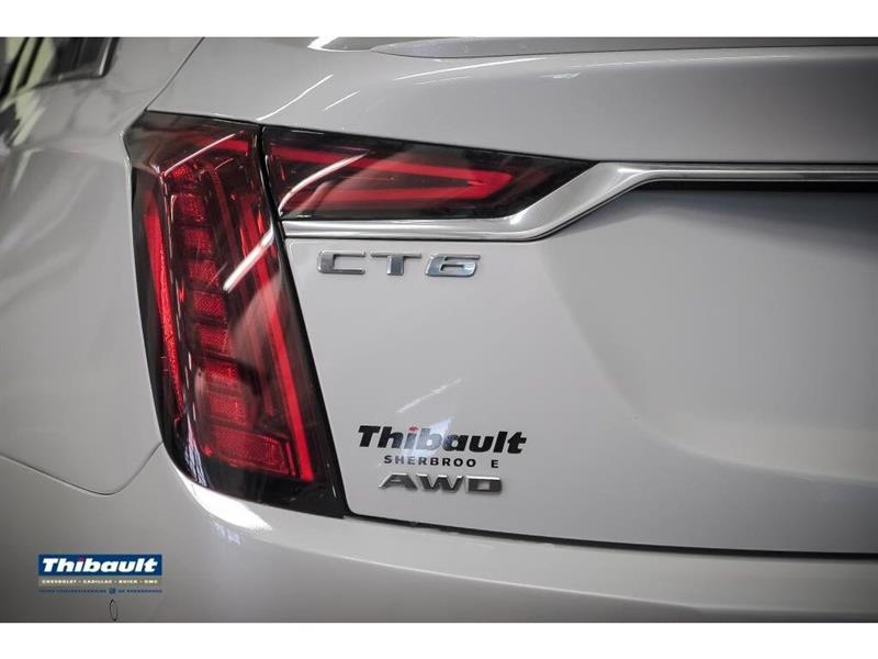 Cadillac CT6 7