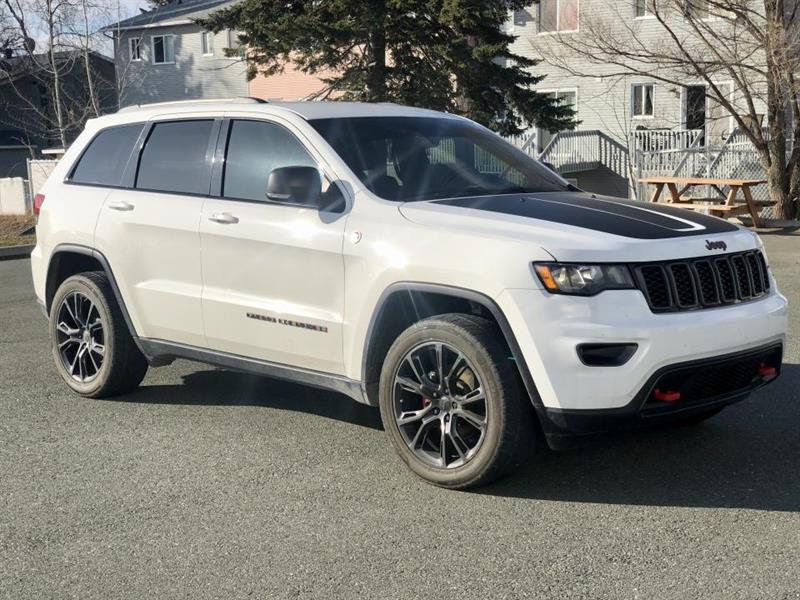 2017 Jeep  Grand Cherokee TRAILHAWK  ''GARANTIE PLAN OR'