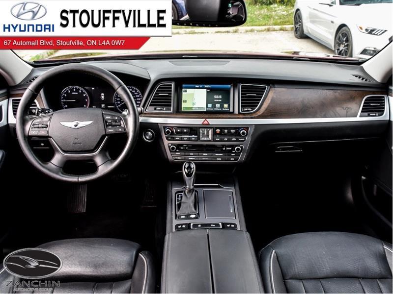 Hyundai Genesis 9