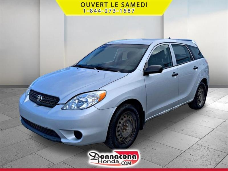 2007 Toyota  Matrix *AUTOMATIQUE*