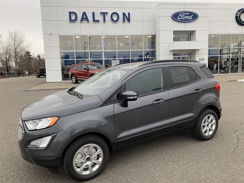 2020 Ford  EcoSport SE toit ouvrant démo 4 704$ de