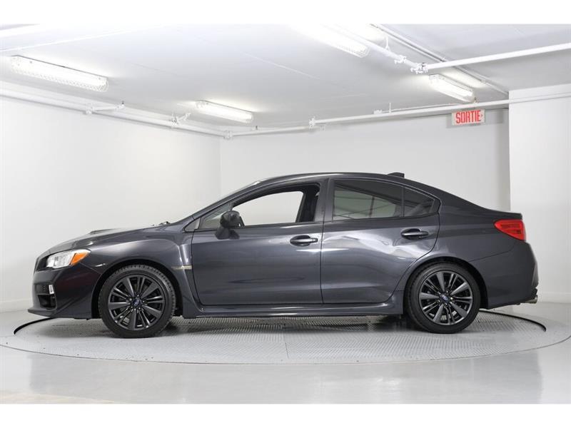 Subaru WRX 10