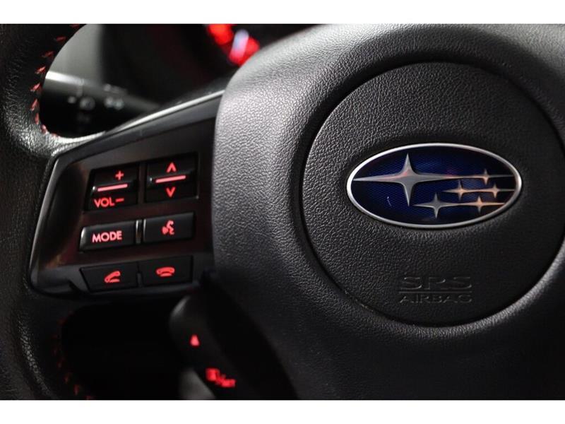 Subaru WRX 18